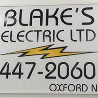 Blake's Electric Ltd.